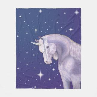 Blue Unicorn fleece