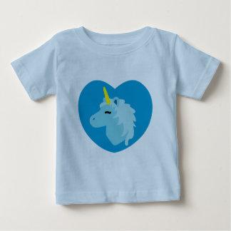 Blue Unicorn Infant T-Shirt
