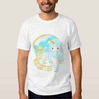 Blue Unicorn Po Shirt