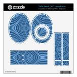 blue unique pattern turtle beach px21 skins