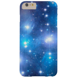 Blue Universe Stars + your ideas Barely There iPhone 6 Plus Case