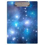 Blue Universe Stars + your ideas Clipboard