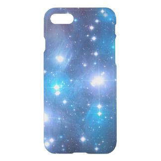 Blue Universe Stars + your ideas iPhone 7 Case