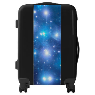 Blue Universe Stars + your ideas Luggage