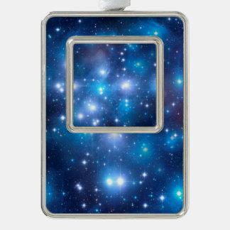 Blue Universe Stars + your ideas Ornament