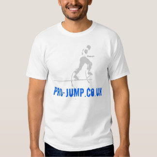 Blue url - running t shirts