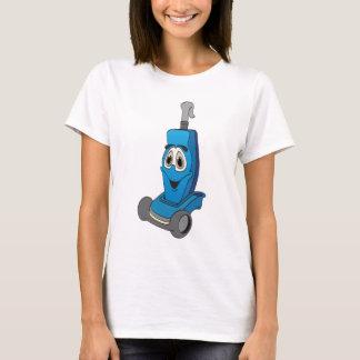 Blue Vacuum Cleaner T-Shirt