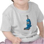 Blue Vacuum Cleaner Tee Shirts