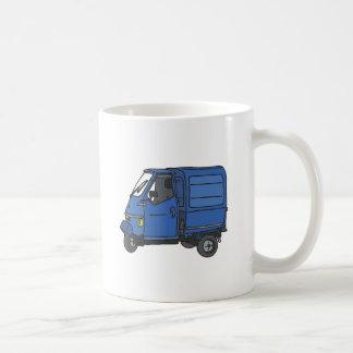 Blue Van (foodtruck) Coffee Mug