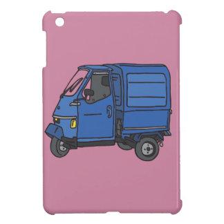 Blue Van (foodtruck) iPad Mini Case