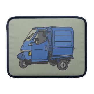 Blue Van (foodtruck) Sleeve For MacBook Air