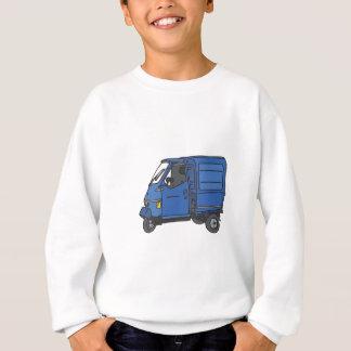 Blue Van (foodtruck) Sweatshirt