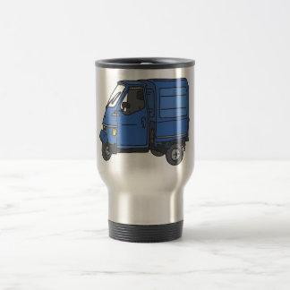 Blue Van (foodtruck) Travel Mug