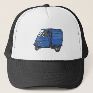 Blue Van (foodtruck) Trucker Hat