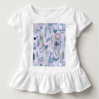 Blue Vanity Table Toddler T-shirt