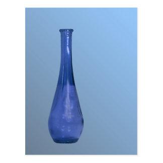 Blue Vase Postcard