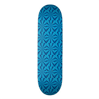 Blue Vertigo Nexus Custom Signature Pro Park Board