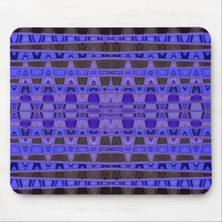 Blue Vibes Mouse Pad