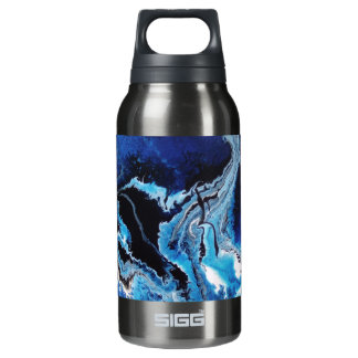 Blue View Thermos Water Bottle