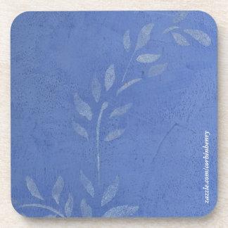 Blue Vine Coaster