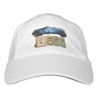 Blue Vintage Car Headsweats Hat