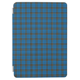 Blue Vintage Plaid iPad Air Cover