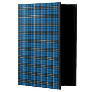 Blue Vintage Plaid Powis iPad Air 2 Case