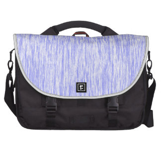 Blue-Violet-Orchid-Render-Fibers-Pattern Laptop Commuter Bag