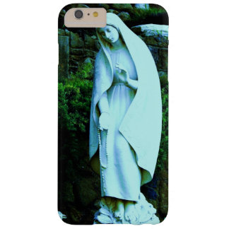 Blue Virgin Mary Statue Barely There iPhone 6 Plus Case