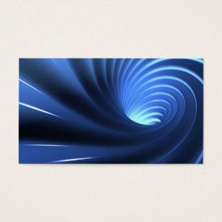 Blue Vortex Business Card