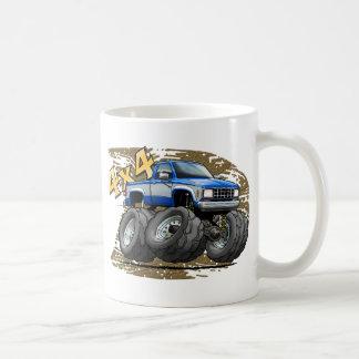 Blue W 83-88 Ranger Coffee Mugs