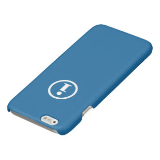 Blue w/Icon Shell Case