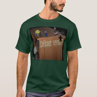 blue wall dvd take 2, Its Whats In The Clay T-Shirt