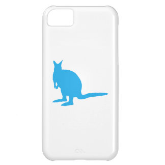 Blue Wallaby. iPhone 5C Covers