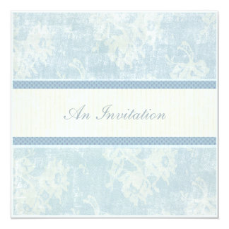 Blue Waltz Card