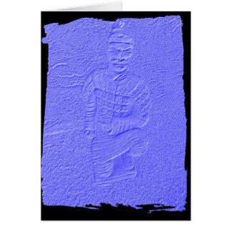 Blue Warrior #1 Card