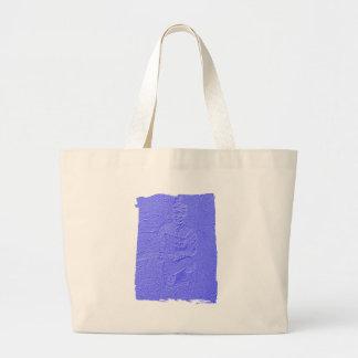 Blue Warrior #1 Large Tote Bag