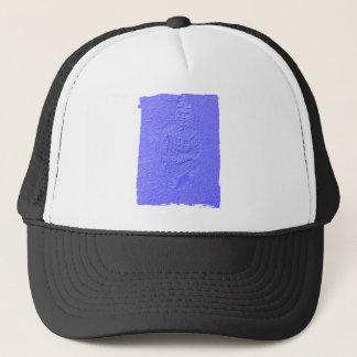 Blue Warrior #1 Trucker Hat