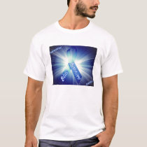 Blue warriors T-Shirt