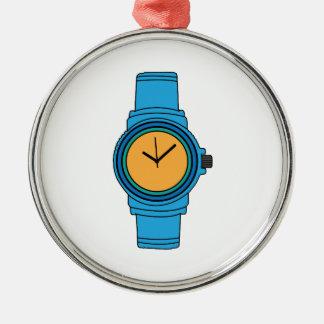 Blue Watch Ornament