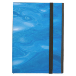 Blue Water Background Template - Customized iPad Air Covers