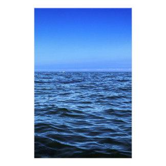 Blue Water Blue Sky Stationery