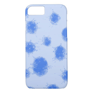 Blue water case