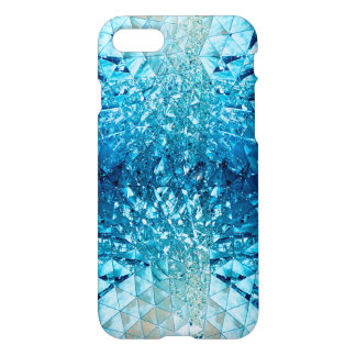 Blue Water Crystals iPhone 8/7 Case
