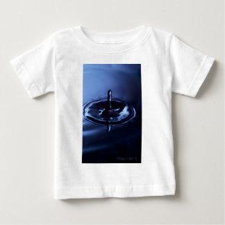 Blue Water Drop Suspension T Shirt