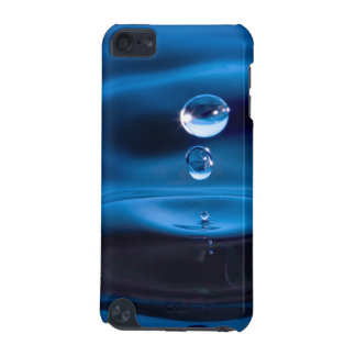 Blue Water Drops iPod Touch (5th Generation) Covers