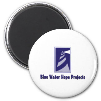 Blue Water Hope Projects Magnet