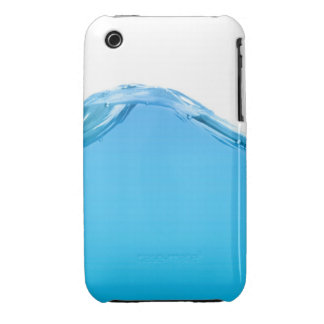 Blue water line Case-Mate iPhone 3 cases