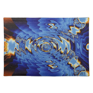 Blue Water Placemat