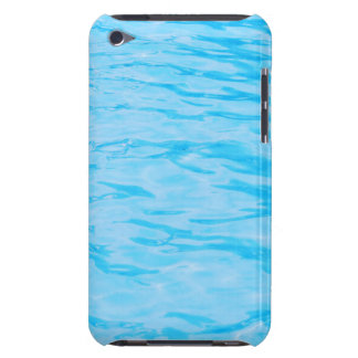 Blue Water Ripples Barely There iPod Covers